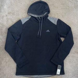 Adidas golf hooded pullover